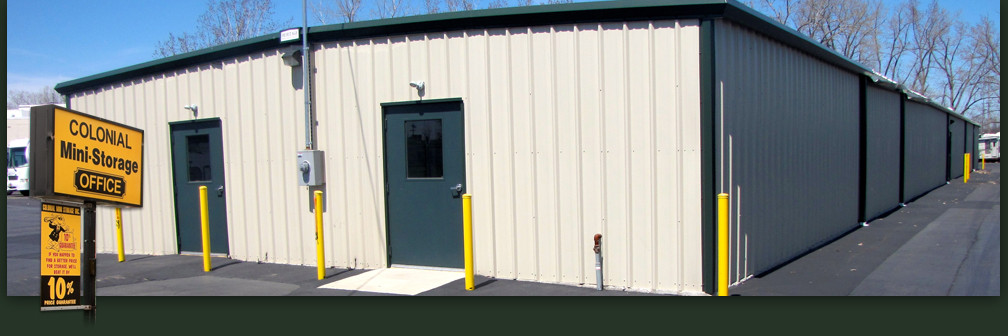 Self Storage   Now Renting